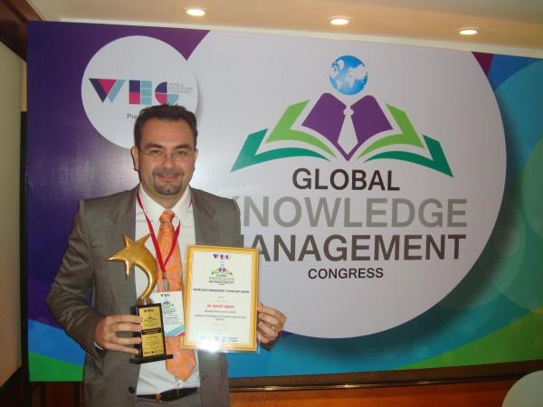 Global Knowledge Management Leadership Award